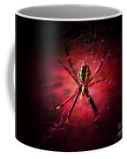 Red Spider Coffee Mug