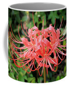 Red Spider Lily Coffee Mug