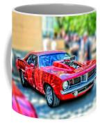 Red Sport Car Coffee Mug