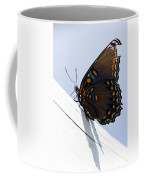 Red Spotted Purple Coffee Mug