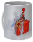 Red Squirrel Gift Coffee Mug