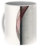 Red Steps On Tank Coffee Mug