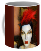 Red Streak Coffee Mug