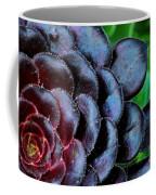 Red Succulents Coffee Mug