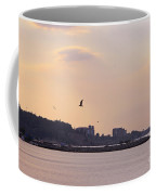 Red Sunset In Nessebar Coffee Mug
