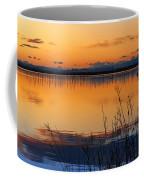 Red Sunset. Valencia Coffee Mug