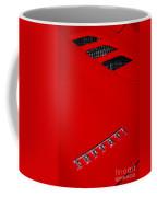 Red Supercar Coffee Mug