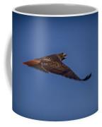 Red Tail Calling Coffee Mug