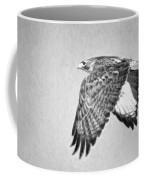 Red Tailed Hawk II Coffee Mug