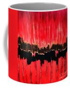 Red Thunder Clash II Coffee Mug