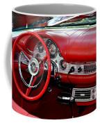 Red Thunderbird Dash Coffee Mug