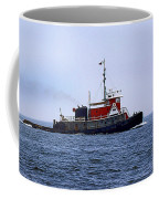 Red Tug Coffee Mug