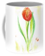 Red Tulip -of Amsterdam   Coffee Mug
