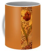 Red Tulip Two Coffee Mug