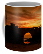 Red Twilight I Coffee Mug