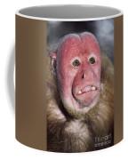 Red Uakari Coffee Mug