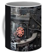 Red Valve S P R R 1673 Coffee Mug