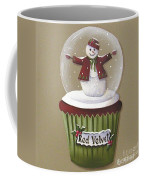 Red Velvet Cupcake Coffee Mug