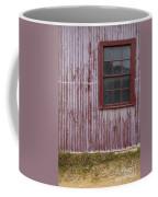 Red Wall Coffee Mug