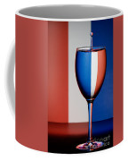 Red White And Blue Coffee Mug