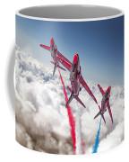 Red White Blue  Coffee Mug