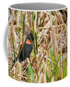 Red-wing Hiding Coffee Mug