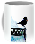 Red Wing Posed Coffee Mug
