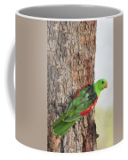 Red-winged Parrot Coffee Mug