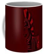 Red Zebra Coffee Mug