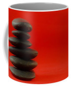 Red Zen Coffee Mug