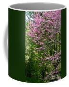 Redbud In The Woods Coffee Mug