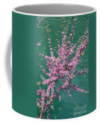 Redbuds Over San Antonio River Coffee Mug