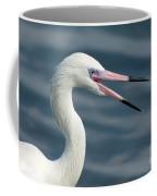 Reddish Egret Egretta Rufescens Portrait Coffee Mug