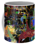 Redemption Prayer 14m Coffee Mug by David Baruch Wolk