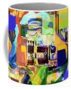 Redemption Prayer 3f Coffee Mug by David Baruch Wolk