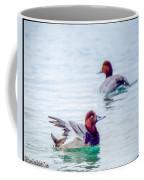 Redhead Ducks Coffee Mug