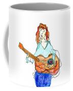 Redhead Player Coffee Mug