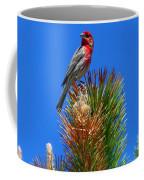 Redheaded Tree Topper Coffee Mug