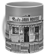 Red's Java House San Francisco By Diana Sainz Coffee Mug