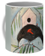 Redwing White House Coffee Mug
