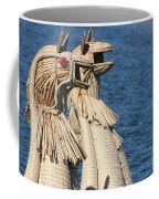 Reed Boat Lake Titicaca Coffee Mug