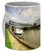 Reedham Swing Bridge  Coffee Mug