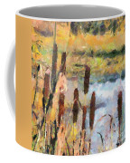 Reedmace Coffee Mug
