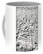 Reeds In Ripples Coffee Mug