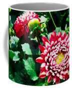 Ref Dahlias Coffee Mug