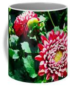 Ref Dahlias Coffee Mug