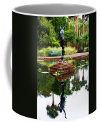 Reflected Archer  Coffee Mug