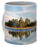 Reflected Clouds Coffee Mug