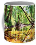Reflected Forests Coffee Mug