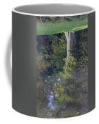 Reflected Tree Coffee Mug